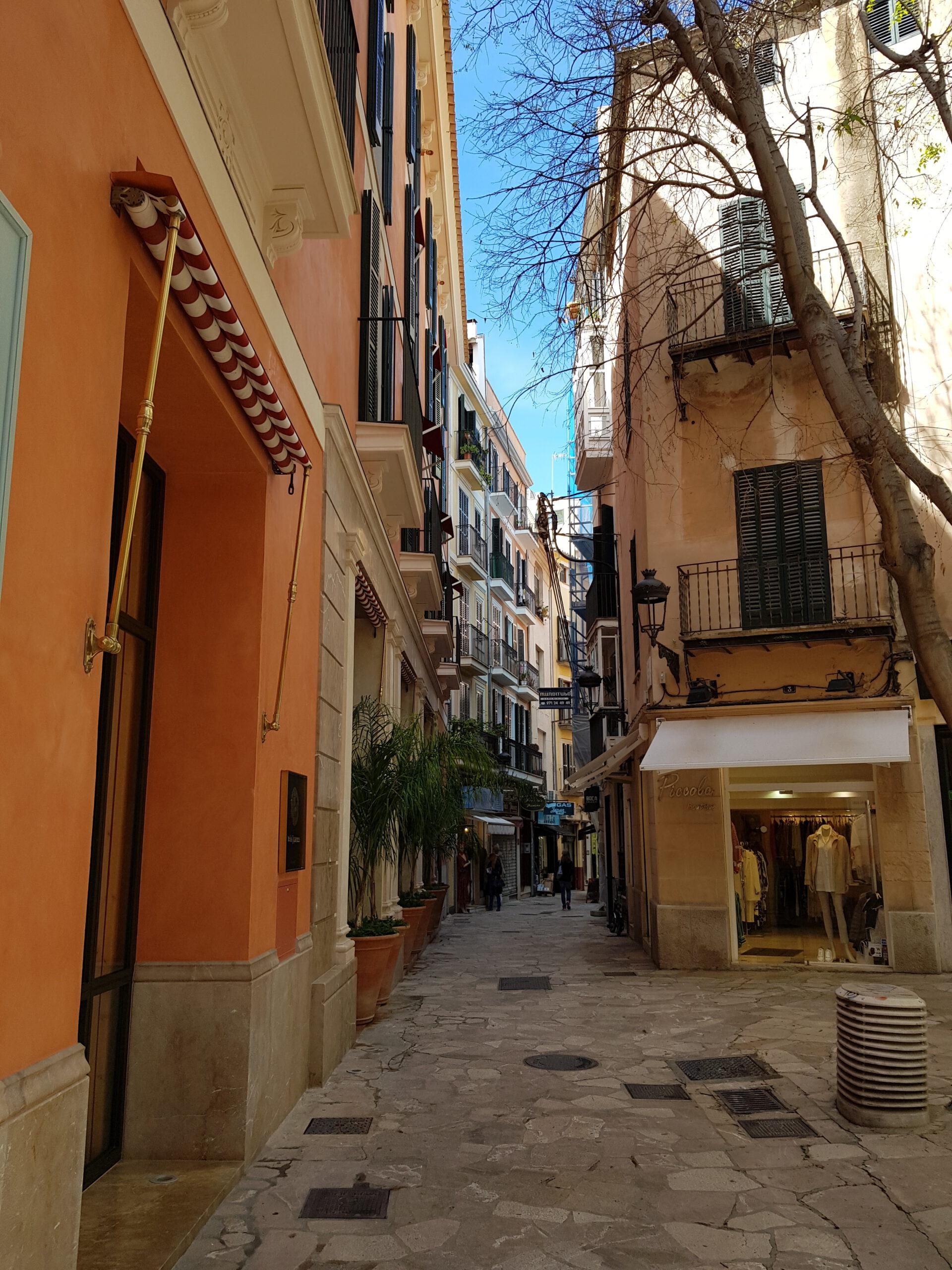 Palma Mallorca Alstadt